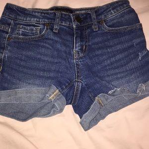 AÉROPOSTALE jean shorts